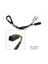 BARRACUDA direction indicator lights for Ducati