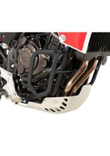 Engine protection bar stainless steel Hepco&Becker for Yamaha Tenere 700 (19) (black)