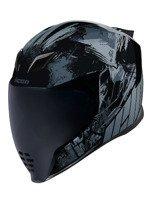 Full face helmet Icon Airflite Stim Black