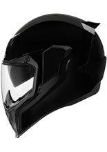 Full face helmet Icon irflite Gloss black