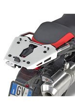 Specific rear rack in aluminium for MONOKEY® top case BMW F 750 GS / F 850 GS (18-19)