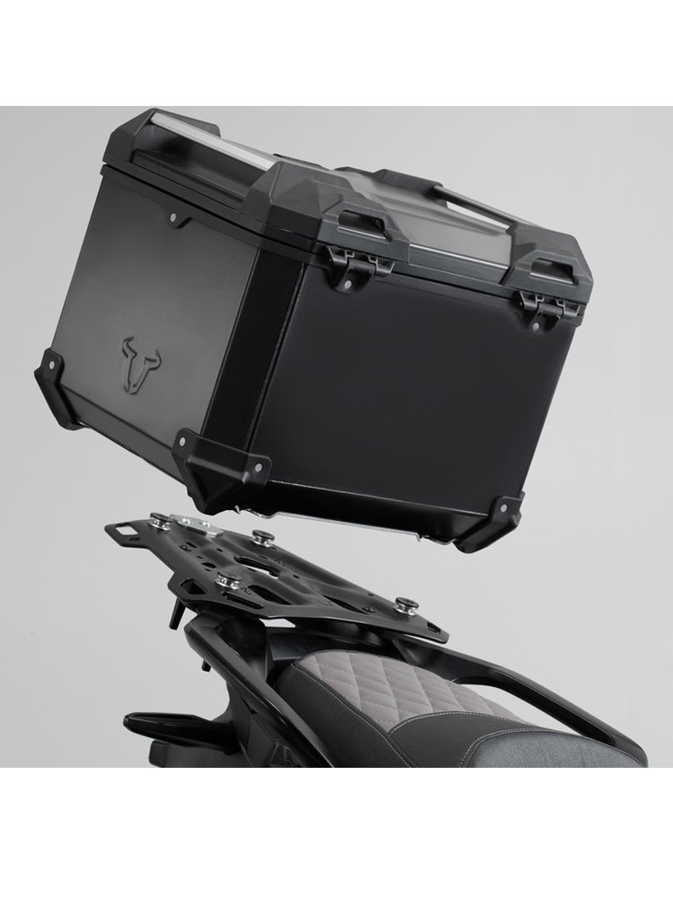 Black for 16-19 Honda CRF1000L SW-Motech Chain Guard Extension