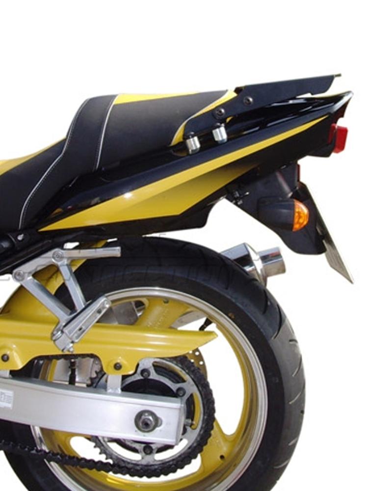 alu rack sw motech yamaha fzs 600 fazer 97 03 moto tour. Black Bedroom Furniture Sets. Home Design Ideas