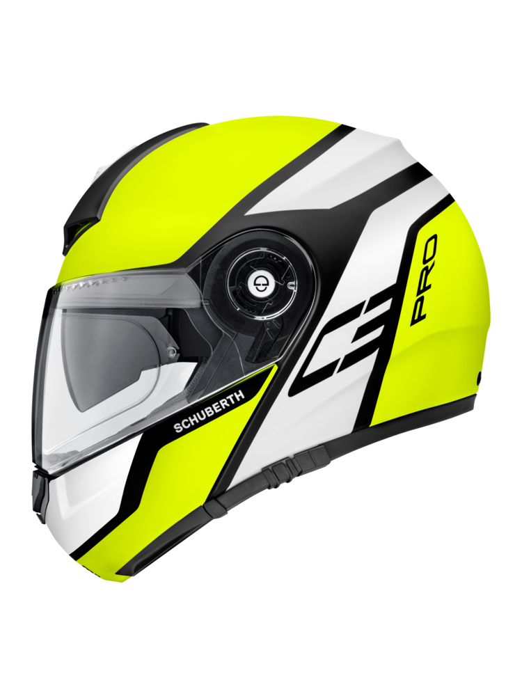 4e6691d883baf Flip-up helmet Schuberth C3 Echo Yellow Moto-Tour.com.pl Online Store