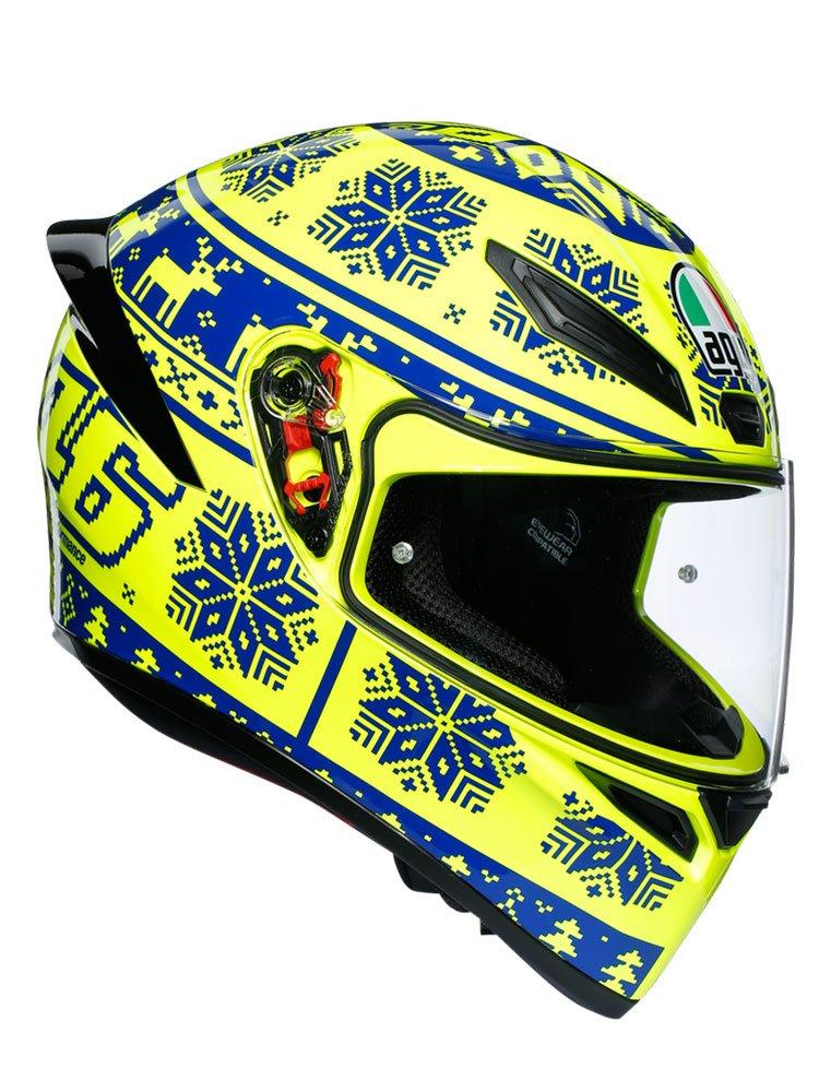 Full Face Helmet Agv K1 Winter Test 2015 Moto Tour Com Pl Online Store