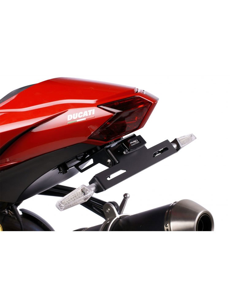 Licence support for Ducati Streetfighter 848 12-16 ... on