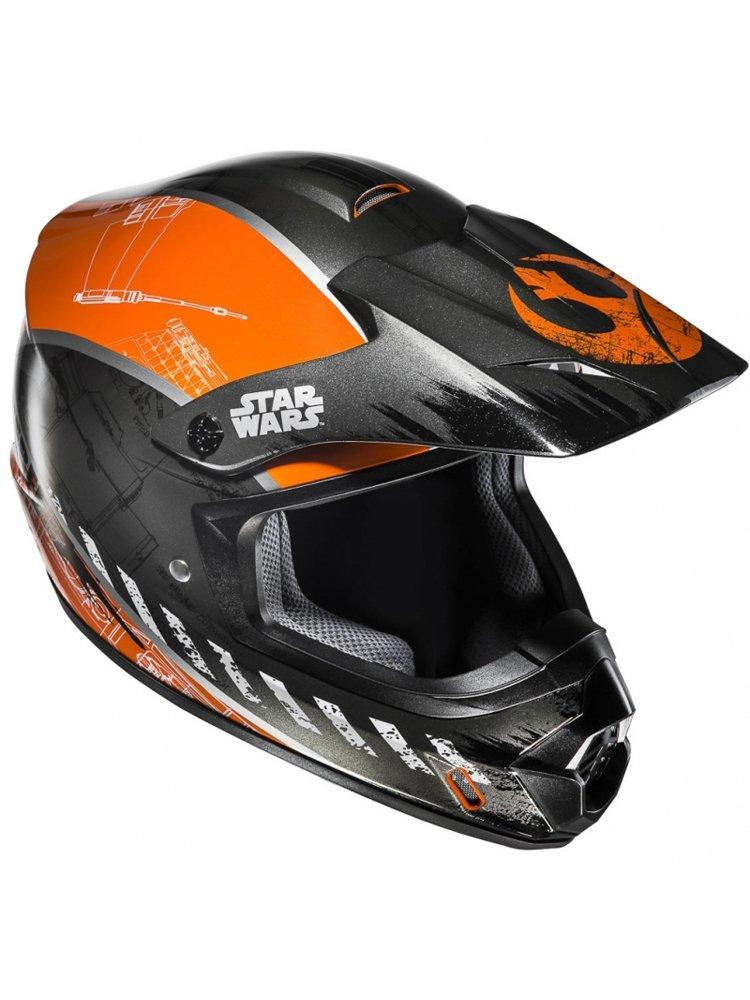 off road helmet hjc cs mx ii rebel x wing star wars moto online store. Black Bedroom Furniture Sets. Home Design Ideas