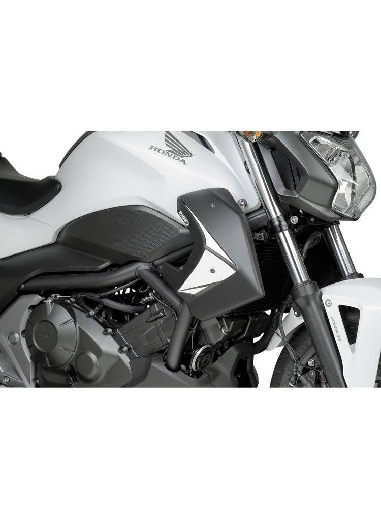 for 18-20 BMW F750GS Puig Side Panels Matte Black