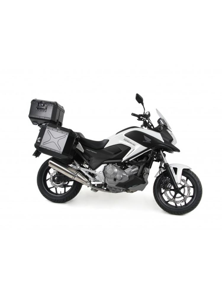 sidecarrier hepco becker honda nc 700 s 750 s dct moto. Black Bedroom Furniture Sets. Home Design Ideas