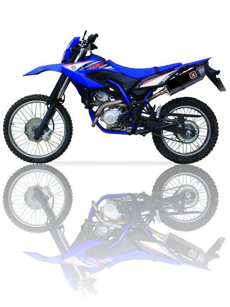 Wr 125x yamaha mufflers motorcycle parts for Yamaha motorcycle parts store