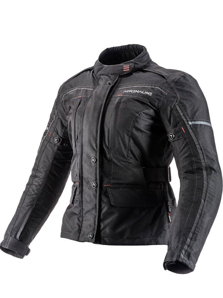 Women's motorcycle textile jacket ADRENALINE ESSENTIALE ...