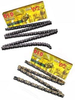 Chain D.I.D.520 VX2 PRO-STREET X-Ring [114 chain link]