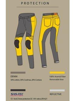Denim Pants Broger Ohio Lady raw navy