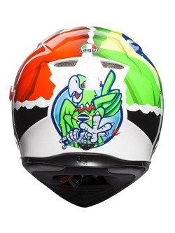 Full-face helmet AGV K-3 SV Morbidelli 2017
