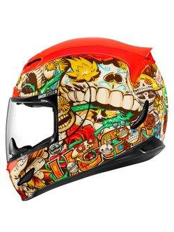 Full face helmet Icon Airmada Dia De Los Muertos