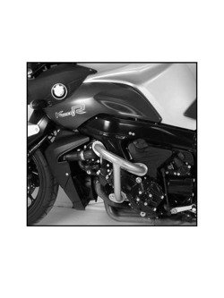 H&B Engine protection - black BMW K 1200 R / K 1300 R