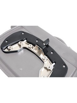 Hepco and Backer saddlebags Rugged for C-Bow Carrier