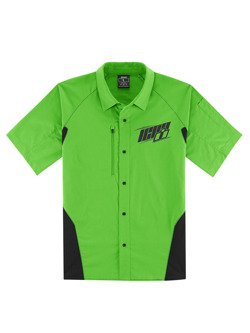 Icon Overlord Shop Shirt  Green