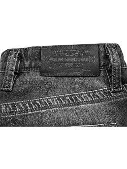 Motorcycle jeans JOHN DOE Original [black used]