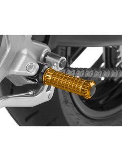 R-Fighter footpegs PUIG (gold)