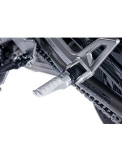 Racing footpegs PUIG (silver)