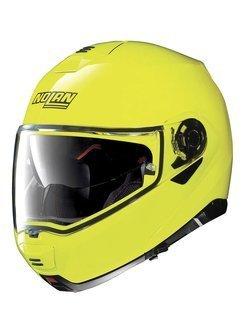 Flip up helmet N100-5 Hi-Visibility N-com