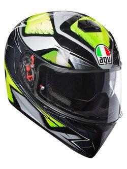 Full-face helmet AGV K-3 SV LIQUEFY