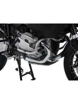 H&B Engine protection - silver BMW R 1200 GS [04-12]