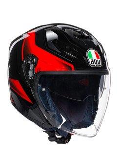 Open-face helmet AGV K-5 JET ROKET