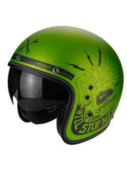 Open face helmet Scorpion BELFAST FENDER