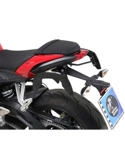 Side carrier C-Bow Hepco&Becker Triumph Street Triple 765 S/ R/ RS [17-]