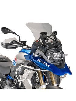 Transparent screen GIVI BMW R 1250 GS (19-20) [fitting kit included]