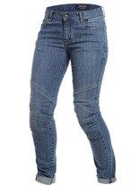 Damskie spodnie jeansowe męskie Dainese Amelia Slim Lady