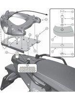 Stelaż GIVI pod kufer centralny Monokey® BMW F 650 GS/ 800 GS [08-17]/ 700 GS [13-17]/ 800 GS Adventure [13-18][płyta Monokey® w zestawie]