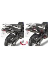 Stelaże z możliwością szybkiego demontażu pod kufry boczne Monokey dla BMW F650 GS /  F 700 GS/ F800 GS (08 -)