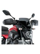 Szyba czarna Givi do Yamaha MT-07 (14 > 17)
