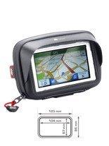 Uniwersalny uchwyt GIVI S952B do Smartphona/ GPS [3,5 cala]