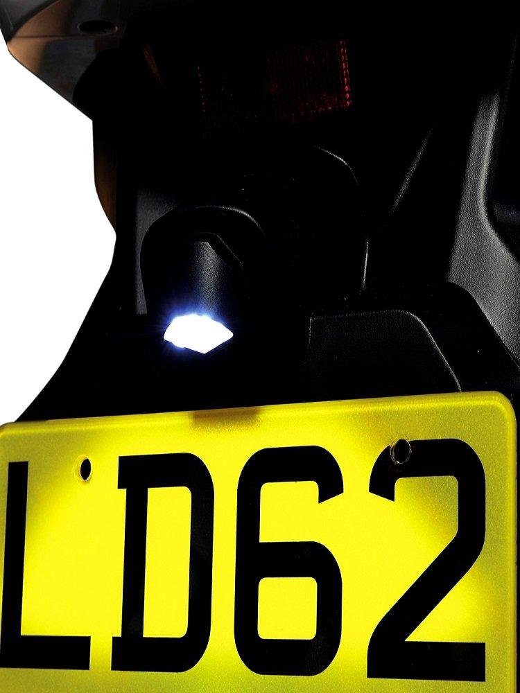 Oxford Podświetlenie Led Tablicy Rejestracyjnej Halo Mini