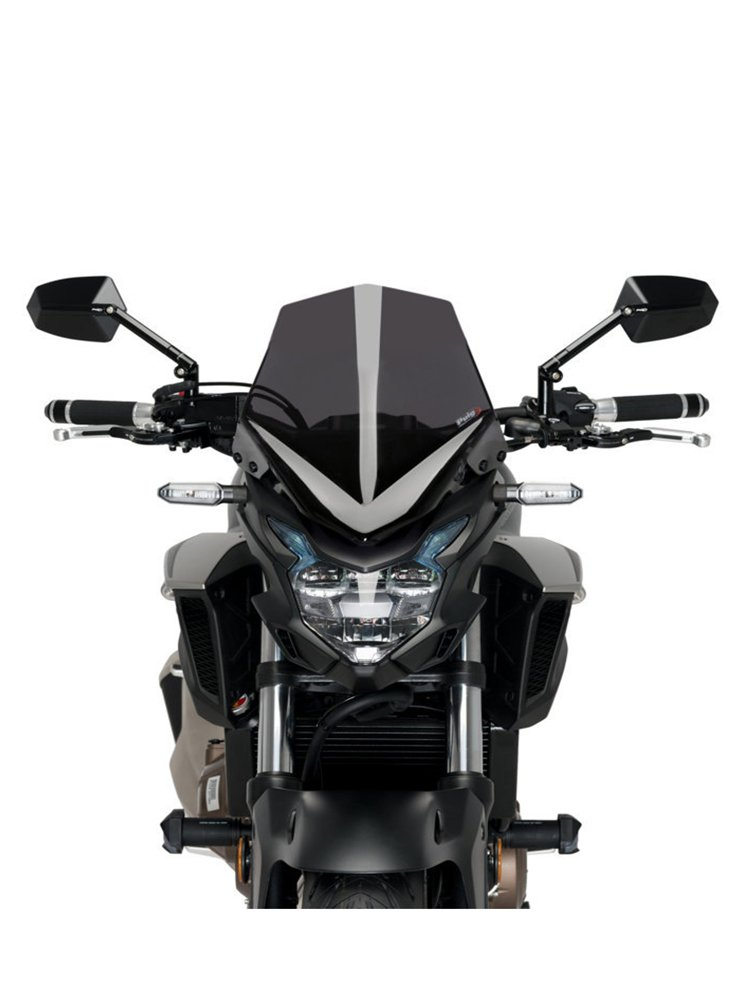 Owiewka naked PUIG do Honda CB 500 F (16-20) mocno