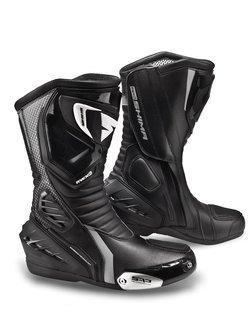 Buty motocyklowe damskie Shima RWX-6 czarne