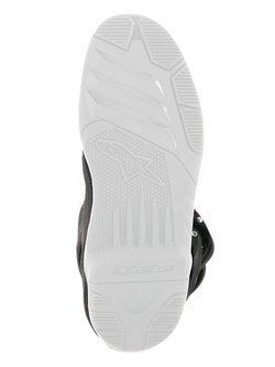 Buty off-road dziecięce Alpinestars Tech 3S czarno-białe