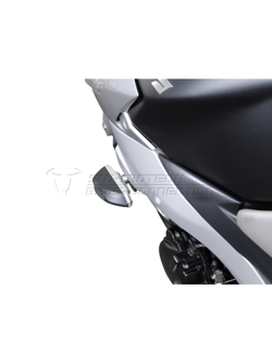 Crash Pady ramy SW-MOTECH Suzuki GSR 600 [05-10]