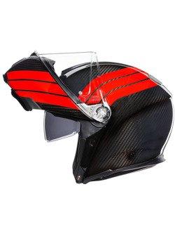 Kask Szczękowy AGV Sportmodular Stripes