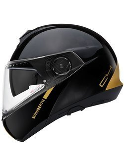 Kask szczękowy Schuberth C4 Pro Carbon FUSION GOLD Limited Edition