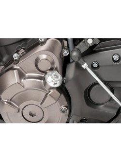 Korek wlewu oleju PUIG do motocykli Yamaha (srebrny)