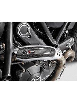 Osłona Termiczna (CARBON) Akrapović Ducati Monster 797 [17-19] / Scrambler Cafe Racer [17-19] / Scrambler Icon/Urban Enduro/Classic/Full Throttle [15-19]