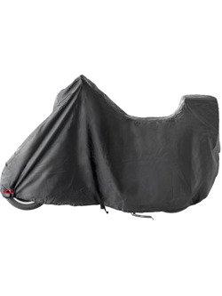 Pokrowiec BUSE na motocykl z kufrem (na zewnątrz)