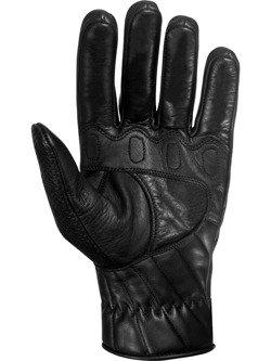 Rękawice motocyklowe skórzane John Doe Rush - XTM czarne