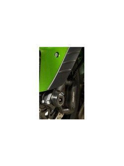 SLIDERY PRZEDNIEGO ZAWIESZENIA R&G DO Suzuki GSR750 (11-16)
