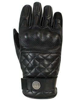 Skórzane rękawice motocyklowe JOHN DOE Tracker - XTM